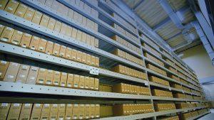 アズコムデータセキュリティ 倉庫